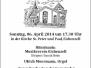 06.04.2014 Passionskonzert Eichenzell