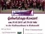 15.10.2011 40 Jahre Musikverein Eichenzell - Geburtstagskonzert